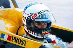 Alain Prost, Racing Helmets, F1 Drivers, Cars