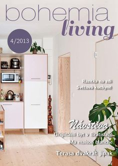 Bohemia Living 4/2013  English version now available on an iPad App!!