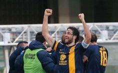 #HellasVerona la storia di #Toni il campione del mondo che non giocava in Serie C.