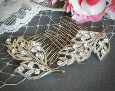 Image result for filigree hair accessories