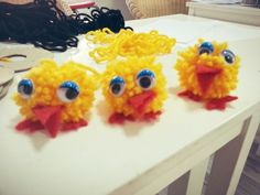 DIY chicks