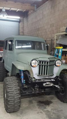 1955 Willys wagon build - Page 5 - Pirate4x4.Com : 4x4 and Off-Road Forum