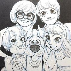 Scooby doooooooooh