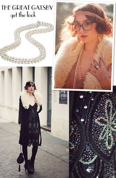Lanalou Style | Great Gatsby inspiration | http://lanaloustyle.com