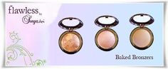 Baked Bronzers - Ψημένα Ρουζ | Flawless By Sonya της Forever Living Products. Αγοράστε τα online, πληρώστε με αντικαταβολή. #FlawlessBySonya #MakeUp #Cosmetics #AloeVera #ForeverLivingProducts
