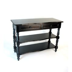 Wayborn Country Console Table