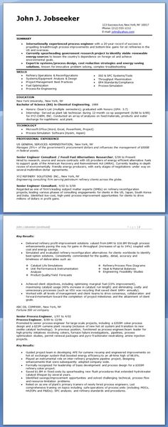 Pinterest u2022 The worldu0027s catalog of ideas - process engineer sample resume