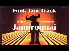 Jamiroquai Style Funk Backing Track (Em) - YouTube Drums Beats, Backing Tracks, Jazz Guitar, Barre, Ems, Feel Good, Drugs, Entertainment, Feelings