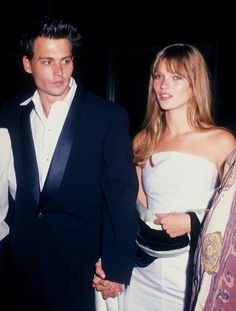 The Best Bangs of All Time — Kate Moss — Vogue.com