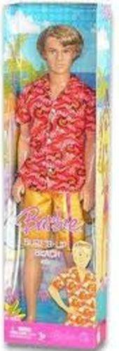 Barbie Tropical Beach Ken Doll Boy Shirt Shorts New | eBay