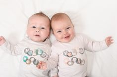 T-shirtjes Petit Pepijn & Sweet Yasmin #hello #world