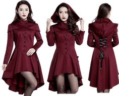 Nightshade Gothic Victorian Gothic Top or Dress  Plus earn rewards to redeem on more cool clothes!                                                                                                                                                                                 More