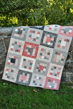 quilt+blocks+using+moda+sweetwater+fabric | ... Jane, Mama Said Sew fabric by Sweetwater | Flickr - Photo Sharing
