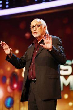 Pin for Later: Beim Deutschen Comedypreis 2015 ging es nicht nur lustig – sondern auch ganz schön emotional zu Karl Dall