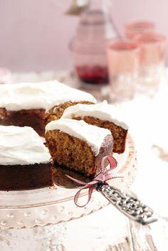 Rooibos Tea Cake