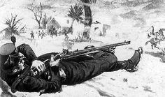 How the Baker Rifle shaped the way we Fight with our Rifles