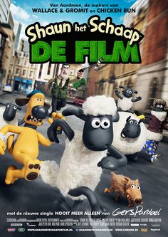 'Shaun the Sheep Movie' directed by Mark Burton and Richard Starzak