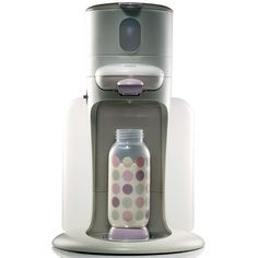The Beaba Bib Expresso 3 in 1 Baby Bottle & Food Warmer ($130, originally $150) warms bottles in 90 seconds!