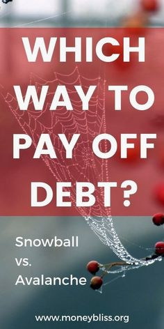 Is there a proper way to get out of debt? On one income or when you're broke. Pick a method to pay off debt - debt snowball or debt avalanche. Get tips and motivation to pay off debt now. Plus free worksheets and printables. Debt Repayment, Debt Payoff, Debt Consolidation, Debt Snowball Worksheet, Best Payday Loans, Paying Off Credit Cards, Financial Peace, Financial Literacy, Get Out Of Debt