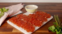 Salami Chips Are Here To Revolutionize Party Appetizers appetizers Best Fried Rice Recipe, Homemade Fried Rice, Making Fried Rice, Perfect Fry, Leftover Rice, Carrot And Ginger, How To Cook Eggs, Appetizers For Party, Rice Recipes