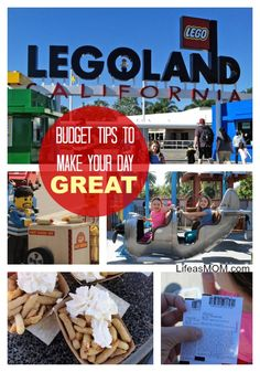 Want to visit Legoland in San Diego? Don't want to spend a lot of money? Check out these tried and true tips for enjoying Legoland on a budget from Jessica over at Life as Mom.