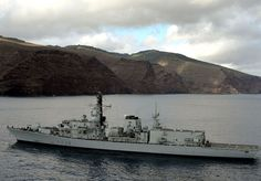 HMS Richmond (F23) Type 23 Frigate