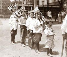 New York City Children 1900-1930s
