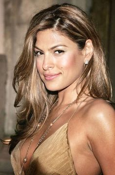 Eva Mendes Hair style , I Just love it