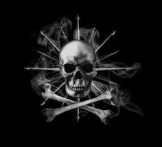 Black Sails Pirate Skull