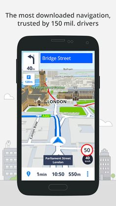 GPS Navigation & Maps Sygic v17.1.13 b150170113 [Final/Full]   GPS Navigation & Maps Sygic v17.1.13 b150170113 [Final/Full]Requirements:4.0Overview:Sygic GPS Navigation & Maps is the most advanced GPS navigation app for Android with 3D offline maps from TomTom accurate door-to-door voice guided navigation and free map updates.  Sygic GPS Navigation & Maps offers high-end navigation experience with innovative features for your safety & comfort. Live traffic & police radar/speed camera…