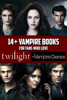 Best VAMPIRE ROMANCE Books Like Twilight / Vampire Diaries Loved Twilight and The Vampire Diaries series? Here's our list of other thrilling vampire romance books worth reading! Vampire Romance Books, Good Romance Books, Paranormal Romance Books, Romance Movies, Vampire Love, Vampire Twilight, Twilight Saga, Ace Books, Books To Read