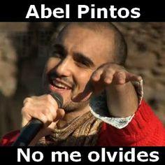 Acordes D Canciones: Abel Pintos - No me olvides
