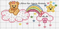 This Pin was discovered by Luc Cross Stitch Boards, Cross Stitch Love, Cross Stitch Designs, Cross Stitch Patterns, Crochet Chart, Crochet Patterns, Cross Stitch Embroidery, Needlepoint, Baby Animals