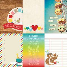 4x6 Vertical Elements | Simple Stories