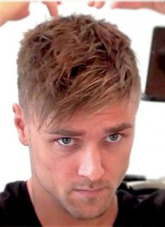 haircuts for men with fat faces - 11 Best Hairstyles for Men 2014 Trends – Mens Haircuts 2014