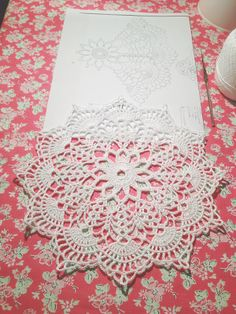 FREE DIAGRAM ~ Doily