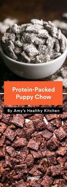 Protein Packed Puppy Chow