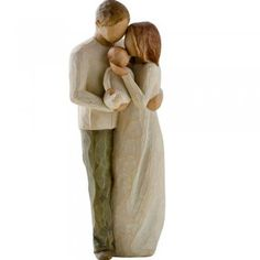 Willow Tree Our Gift Figurine, would make a sweet push present.