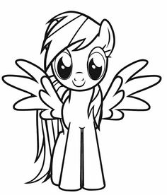 Rainbow Dash Printable Coloring Pages Fresh Low Stress My Little Pony Birthday Party My Little Pony Party, My Little Pony Rainbow, Fiesta Little Pony, New My Little Pony, Cartoon Coloring Pages, Colouring Pages, Coloring Sheets, Coloring Books, Rainbow Dash