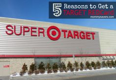 Target REDCard Review: Five Reasons Why It is my FAVORITE Card (Some You May Not Know About)