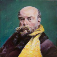 Portrait de Paul Verlaine - version transitoire