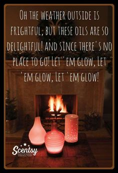 LOVE our diffusers!! I know you will too :)  www.mgolden.scentsy.us