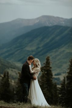 Paradise Divide  //  Crested Butte Colorado Elopement by Trin Jensen Photography