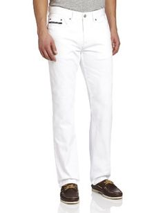 U.S. Polo Assn. Men's Basic Jean: Clothing