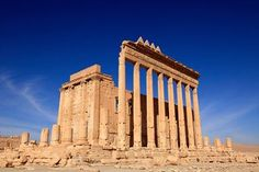 Temple of Ba'al, Palmyra