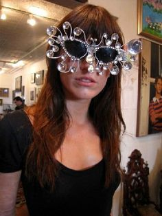 0c9ad13a23 57 Best Outrageous Eyewear images
