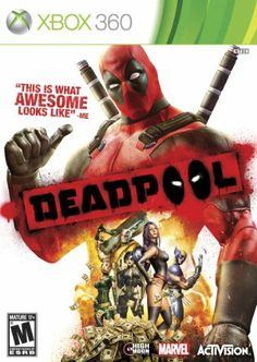 Amazon.com: DeadPool - Xbox 360: Video Games bad game but halarious so all in all good game