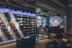 Inside Look: adidas Originals' Shanghai Flagship Store | HUH.