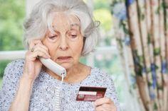 Avoid these #senior scams!