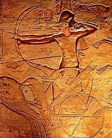 Ramses II: The Battle of Kadesh c.1273 BCE. The decisive war between the Egyptians and the Hittites for control over Syria.